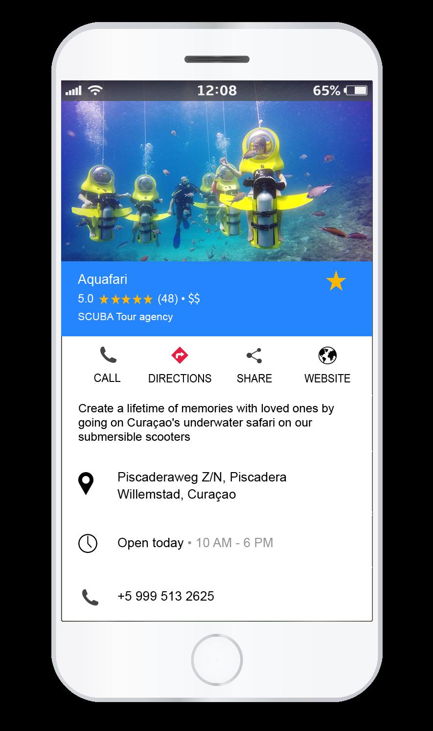 Curacao_OTM_Phone-Aquafari